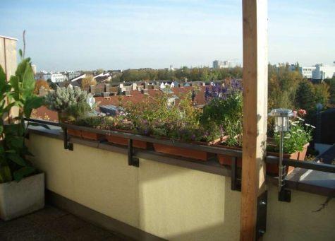 Reseviert! Attraktive 2-Zimmer-Wohnung mit großer Dachterrasse, 85716 Unterschleißheim, Etagenwohnung