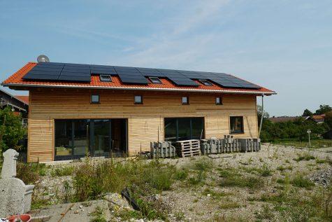 Neubau! Ökohaus in idyllischer Lage mit Alpenblick., 83623 Dietramszell, Haus