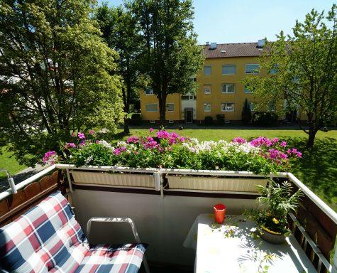 Zentral und ruhig!3-Zi.-Whg. in Gartenberg., 82538 Geretsried, Etagenwohnung