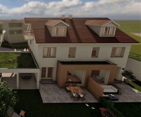 NEUBAU Doppelhaushälfte in Gartenberg, 82538 Geretsried, Doppelhaushälfte