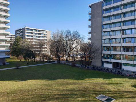 Am Petuelpark. Attraktive und helle 3-Zimmer Wohnung., 80804 München, Etagenwohnung